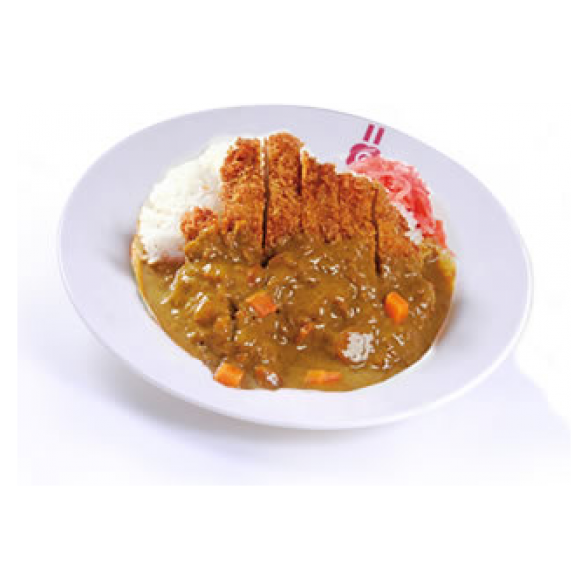 CHICKEN FRY CURRY RICE